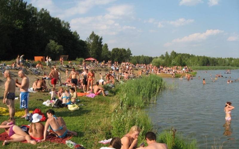 Открытая вода: советы по безопасному плаванию в озере