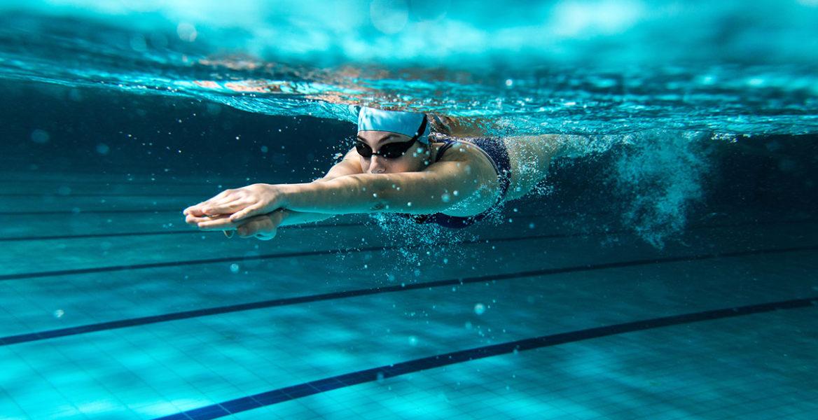 Плавание и фигура!