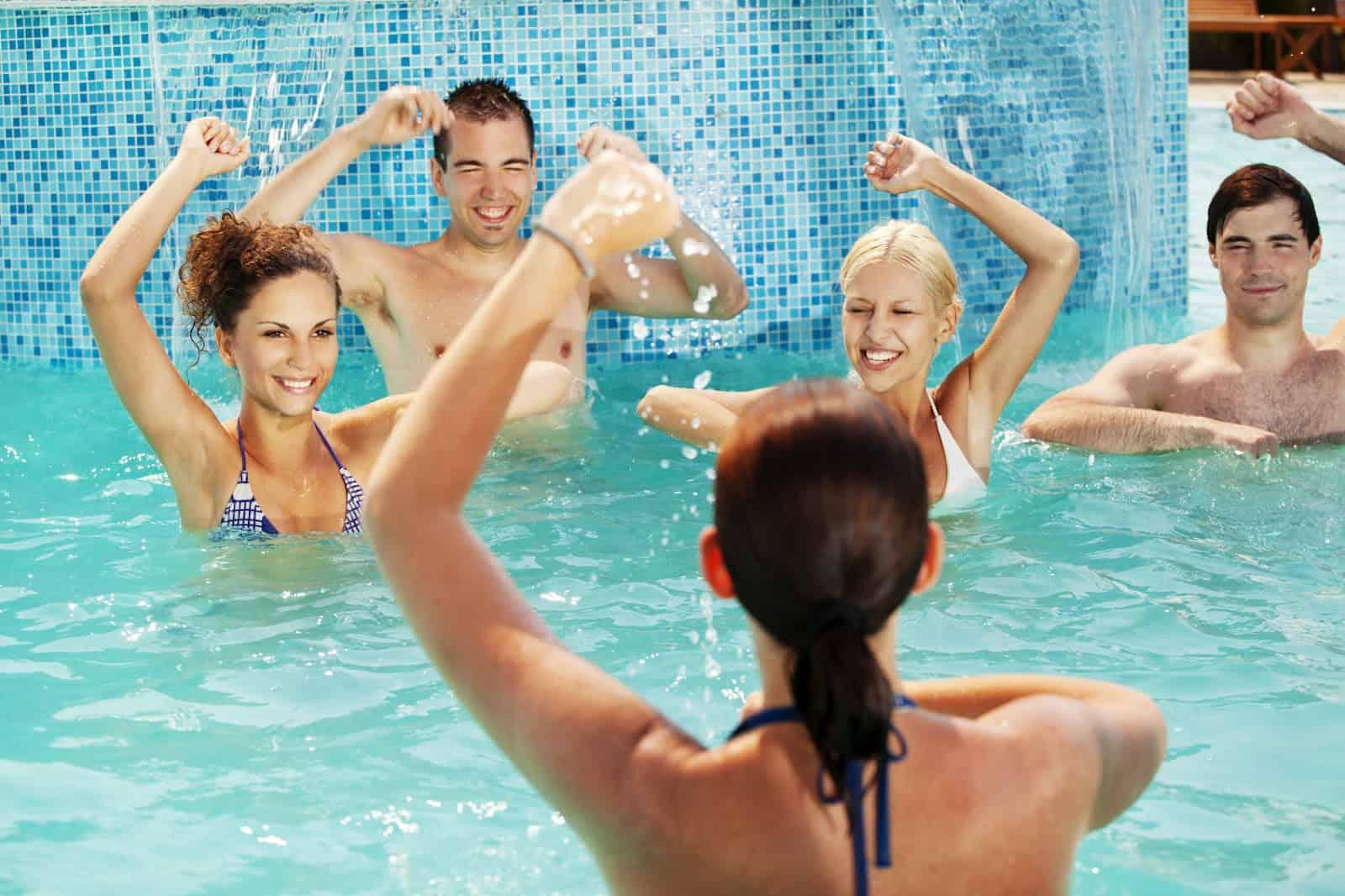 О пользе оздоровительного плавания