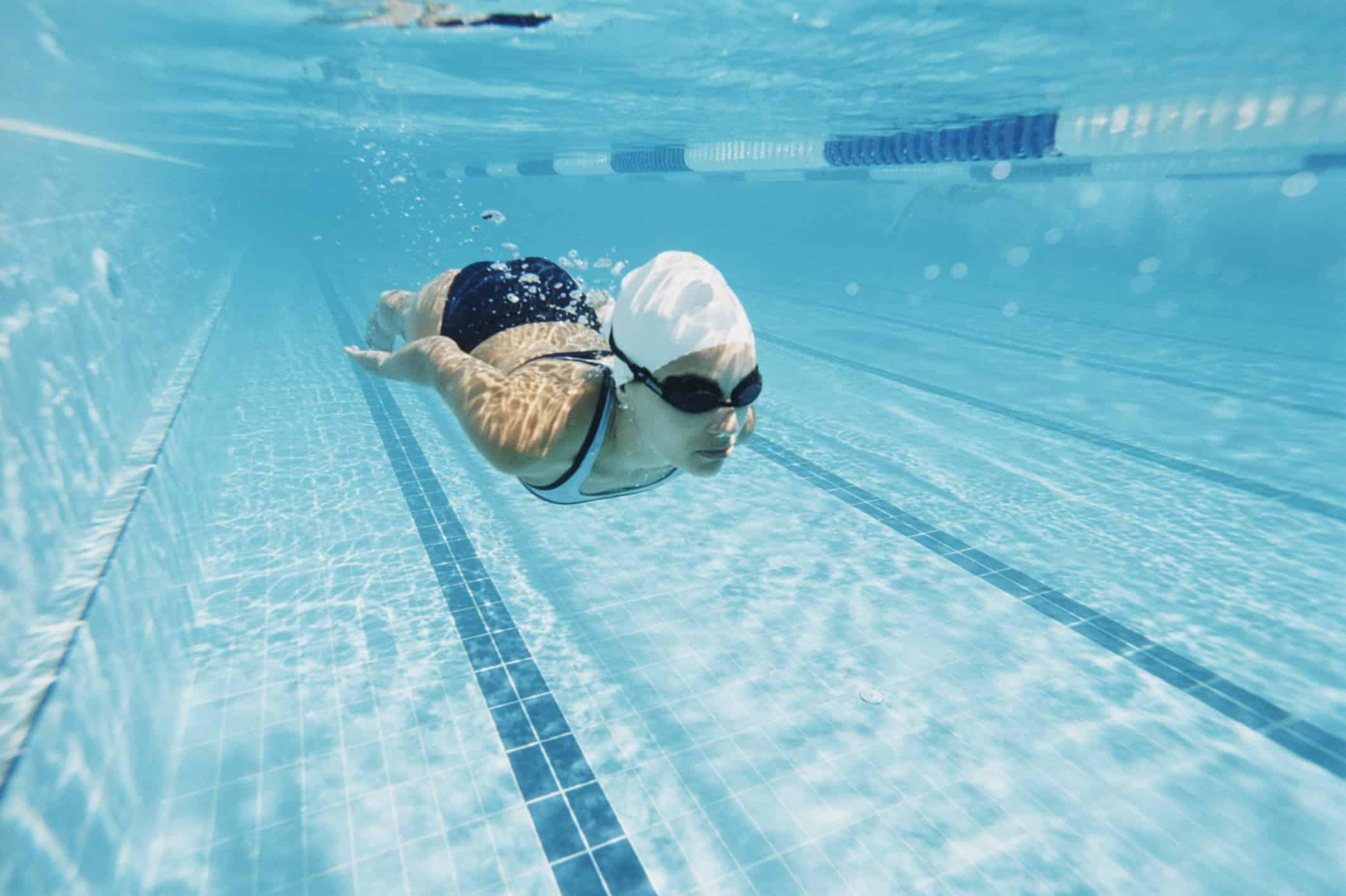 Плавание - Ваш путь к красоте и здоровью