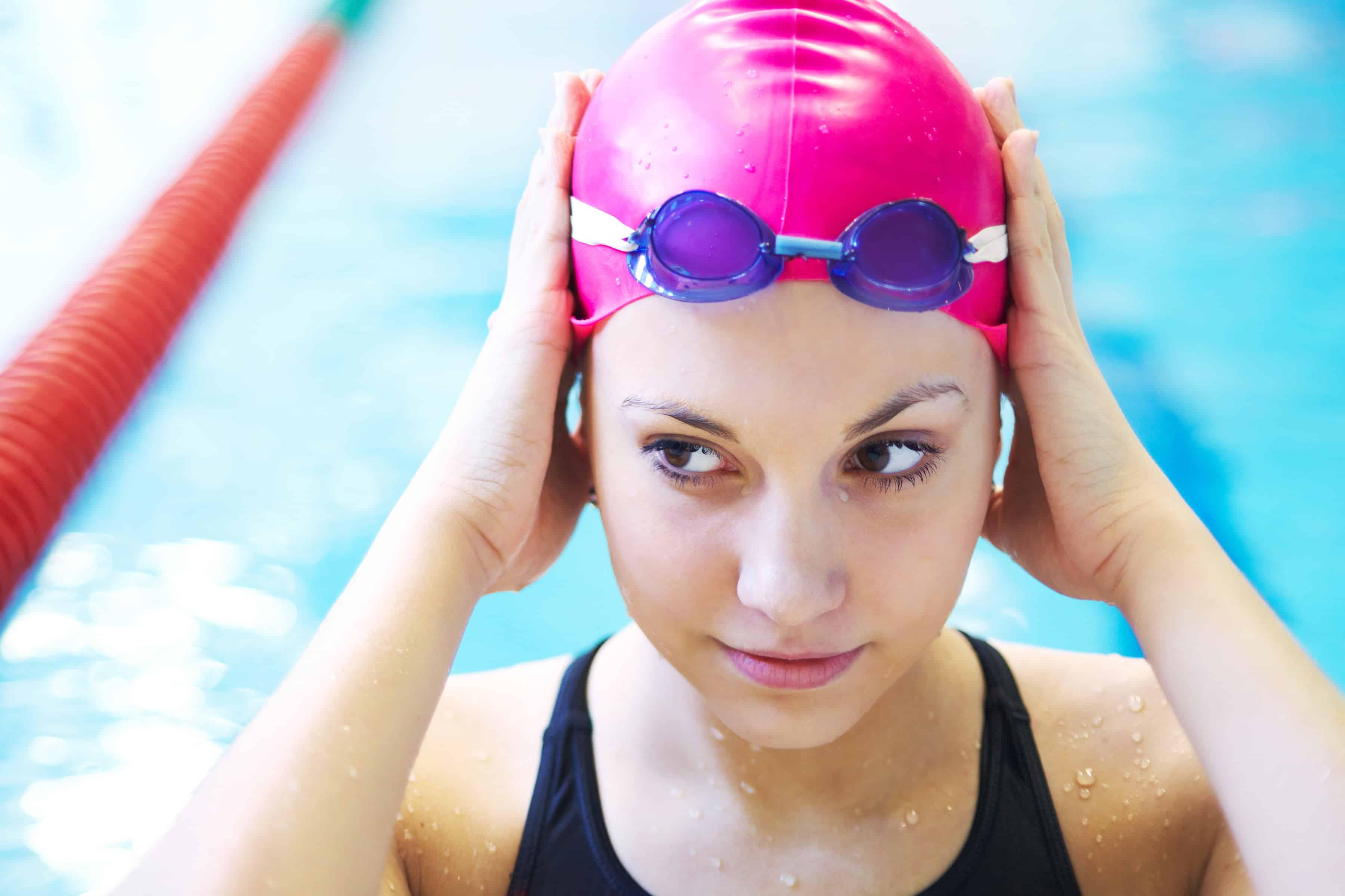 Что нужно знать про шапочки для плавания и как с ними обращаться