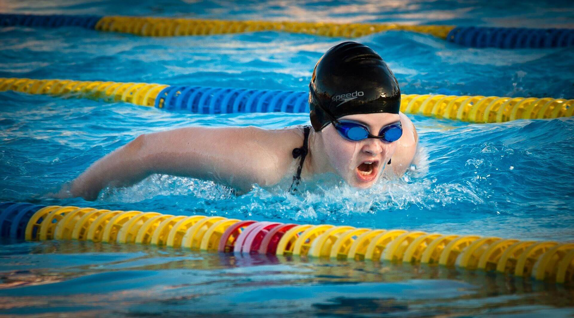 Основы техники дыхания пловца