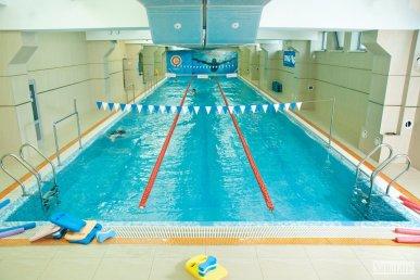 Подготовка к бассейну для начинающих