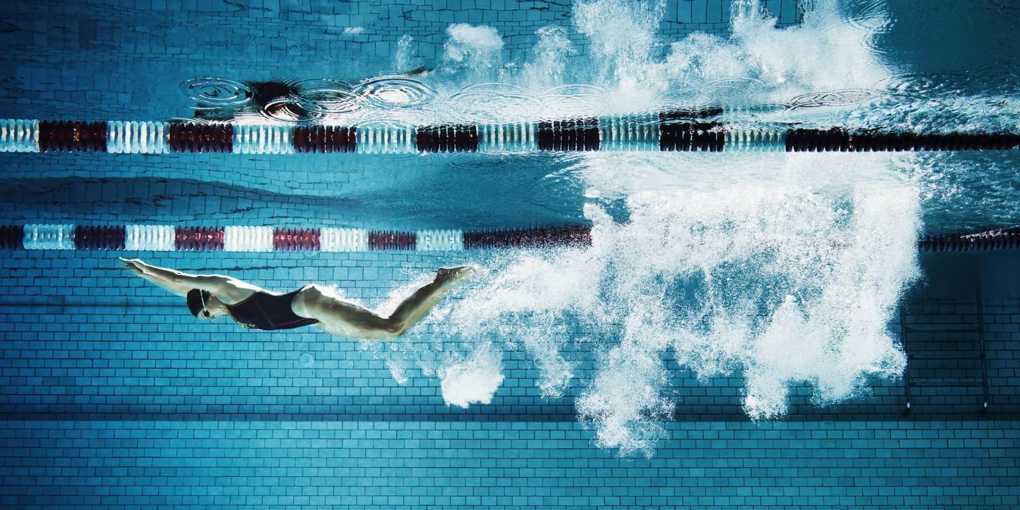 Важность гибкости для пловца