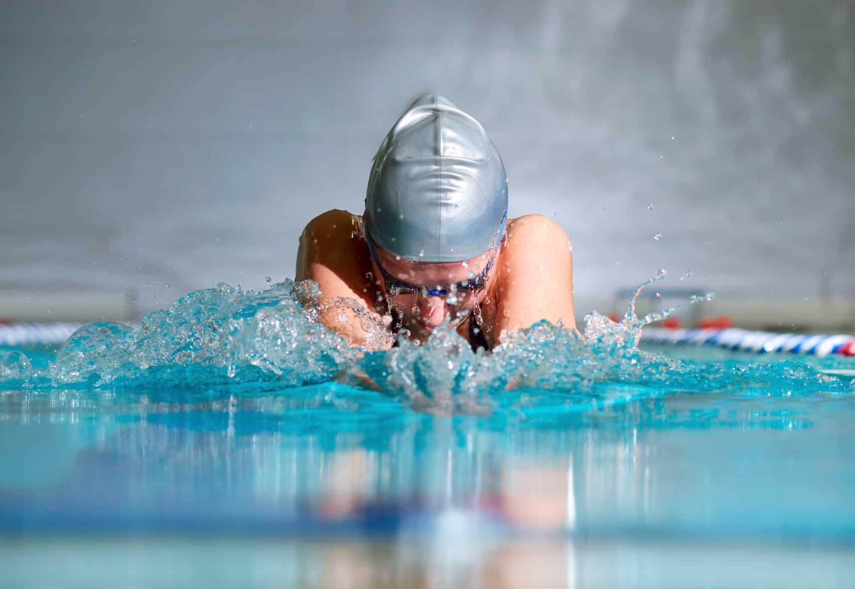 Основы обучения плавания брассом