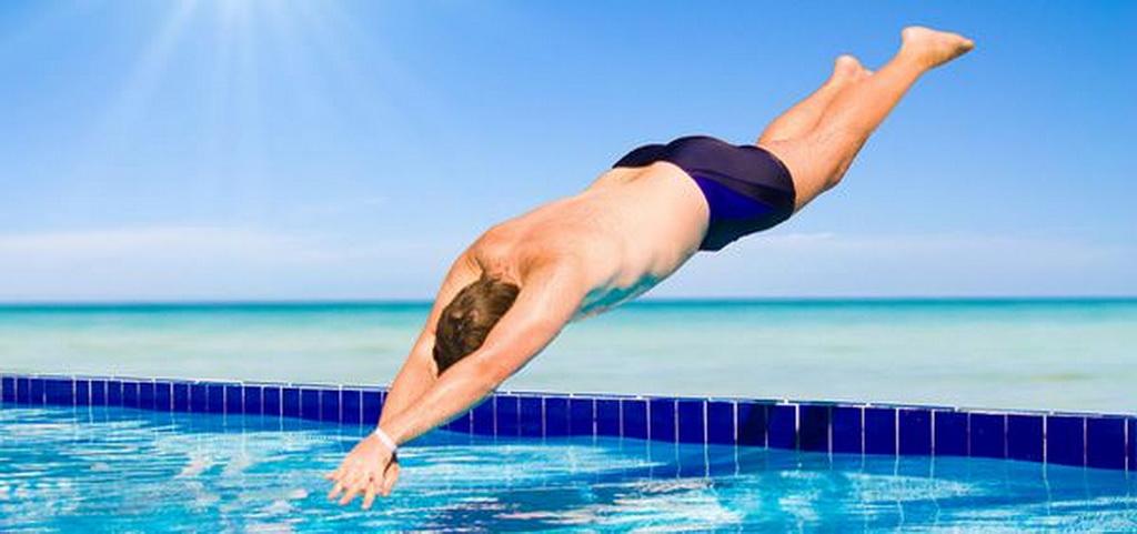 Значение навыка ныряния в водных видах спорта