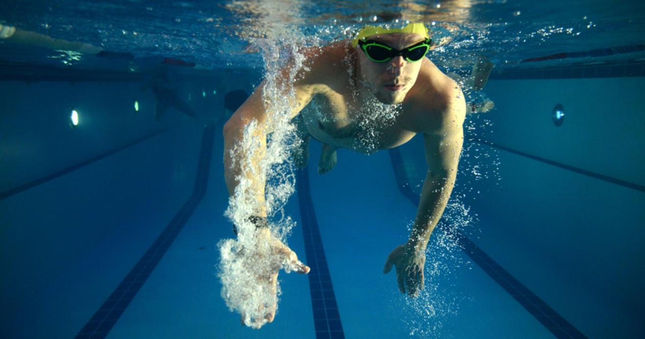Секреты профессиональных пловцов