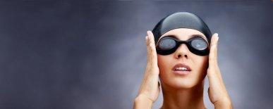 Выбор шапочки для плавания