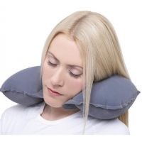 Подушка надувная для путешествий Jilong Travel Air Pillow