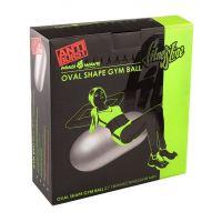 Мяч овальный для фитнеса Antiburst, 21