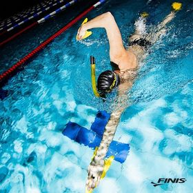 Лопатки для плавания FINIS Freestyler Hand Paddles
