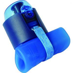 Бутылка для воды силиконовая 650ml