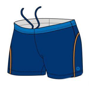Плавки-шорты мужские Andy