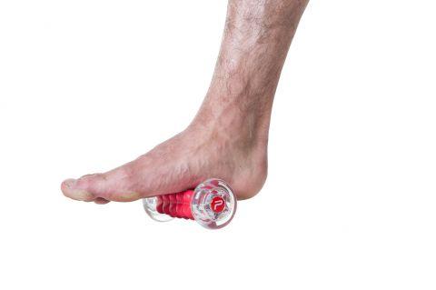 Ролик массажный PURE Crystal Footroller