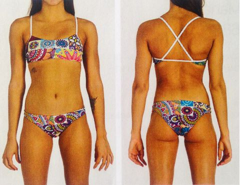 Купальник спортивный Bikini Mandala 2
