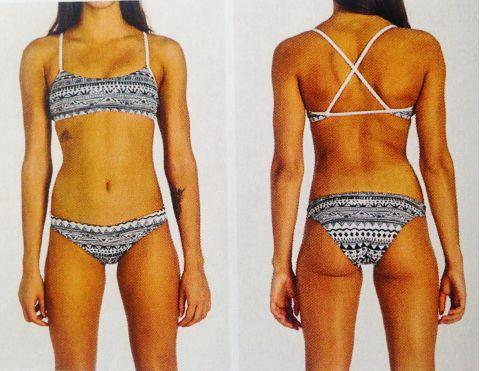 Купальник спортивный Bikini Ethnic Aztec