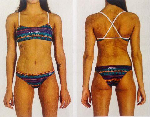 Купальник спортивный Bikini Ethnic Сolour