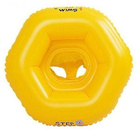 Круг надувной с вырезом для ножек Jilong Swim Kid Baby Seat 66,5х63см