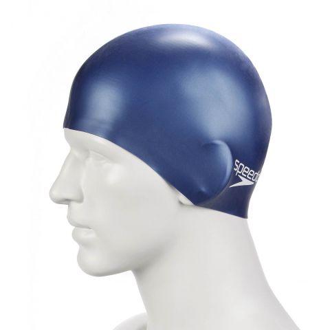 Шапочка для бассейна Plain Flat Silicone Cap