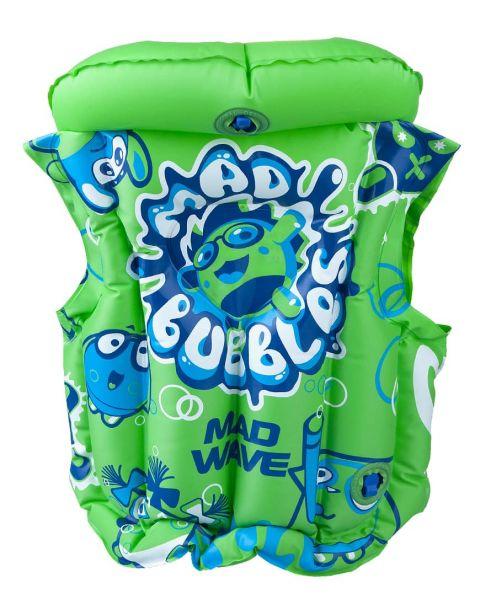 Жилет надувной Mad Bubbles